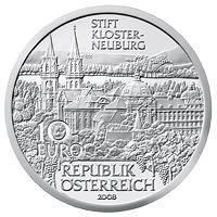 10 Euro Gedenkmünzen österreich