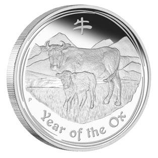 Lunar Ii Ochse Silber