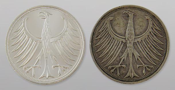 Erhaltungsgrad Von Münzen