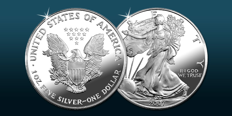 American Eagle Silberm 252 Nze