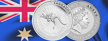 Känguru Perth Mint