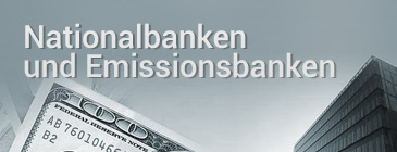Nationalbanken und Emissionsbanken